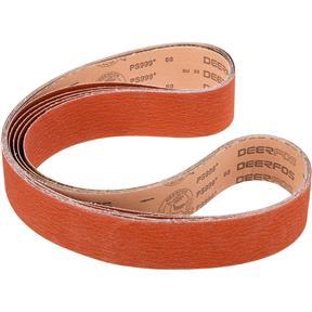 """3"""" x 79"""" Ceramic Sanding Belt 60 grit, 5 Pk."""