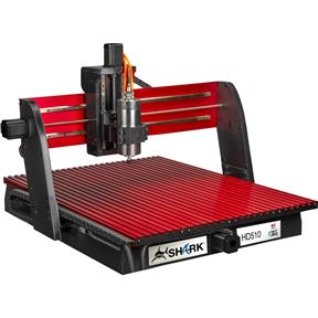 CNC Shark HD510 with Free T32858 Spindle Kit