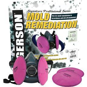 Mold Remediation Respirator Kit - Large
