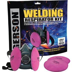 Welding Respirator Kit - Medium