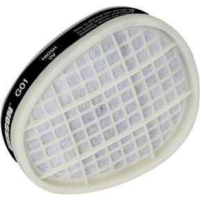 Replacement Organic Vapor Cartridge Filters, 2 Pk.