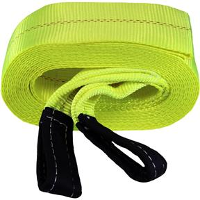 "30' X 4"" Heavy Duty Tow Strap"
