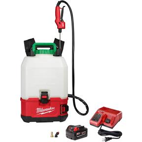 M18 Switch Tank 4-Gallon Backpack Sprayer Kit