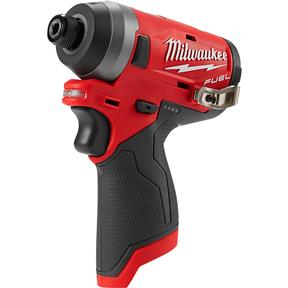 "M12 Fuel 1/4"" Hex Impact Driver - Tool Only"