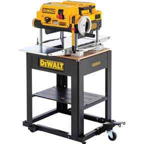"13"" DeWalt Planer with Stand and Helical Cutterhead Kit"