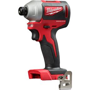 """M18 1/4"""" Brushless Hex Impact Driver - Tool Only - Reconditioned"""
