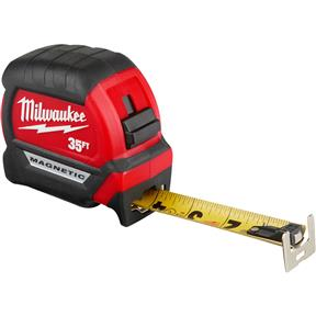 Compact Wide Blade 25' Magnetic Tape Measure