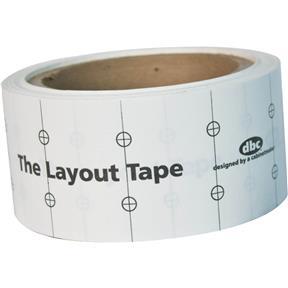 Layout Tape, 60 Feet