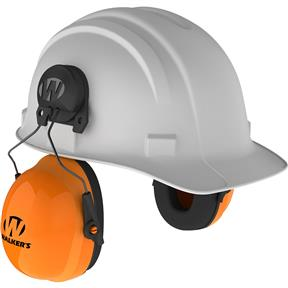 MAXPROTEC Passive Hard Hat Mounted Muff - Medium
