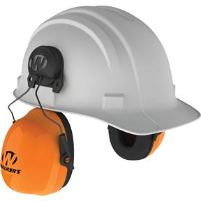 MAXPROTEC Passive Hard Hat Mounted Muff - Large