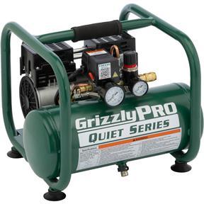 2-Gallon Oil-Free Quiet Series Air Compressor
