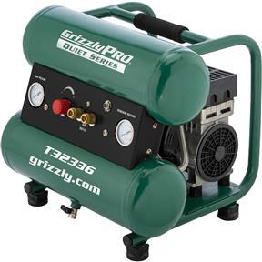 4-Gallon Oil-Free Quiet Series Air Compressor