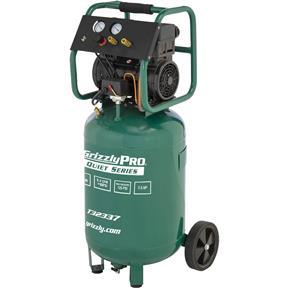 20-Gallon Oil-Free Quiet Series Air Compressor