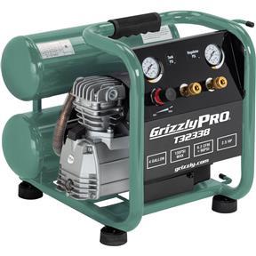 4-Gallon 2.5 HP Portable Air Compressor
