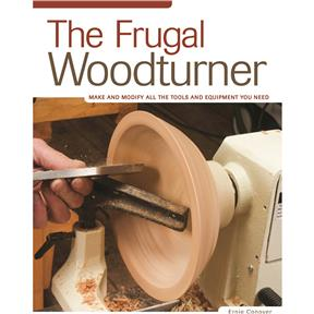 The Frugal Woodturner - Book