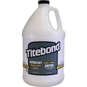 Titebond Speed Set Wood Glue, 1 Gallon