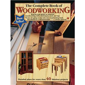 Complete Book of Woodworking