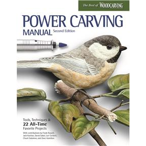 Power Carving Manual, Upd & Expanded