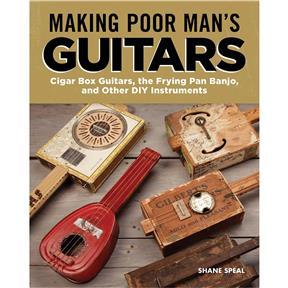 Making Poor Man's Guitars - Book