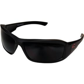 Brazeau Polarized Smoke Lens with Torque Black Frame