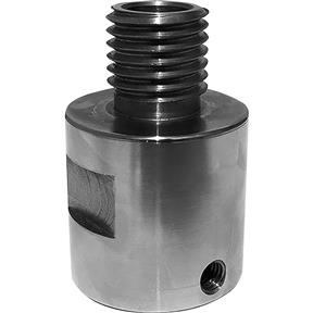 """Spindle Adaptor M33 Female to 1"""" 8 TPI Male"""