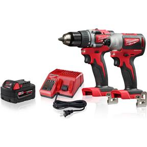 M18 Impact Driver and Drill Driver Kit - Reconditioned
