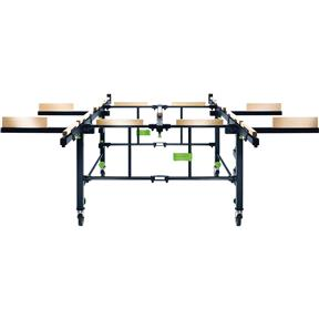 Mobile Sawing Table