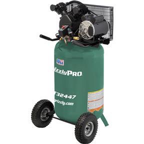 30-Gallon 1.6 HP Portable Air Compressor