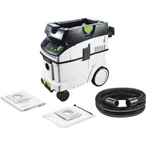 CT 36 AC HEPA Dust Extractor with Autoclean