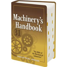 Machinery's Handbook, 31st Edition, Large Print Edition