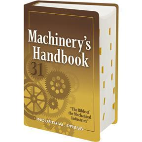 Machinery's Handbook, 31st Edition, Toolbox Edition