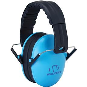 Youth Earmuffs - Blue