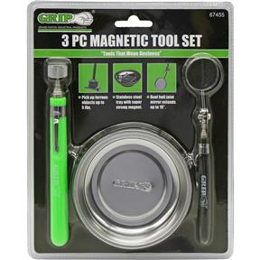3 Pc. Magnetic Tool Set