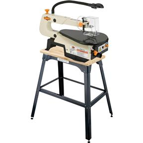"""16"""" Scroll Saw with Tool Stand Bundle"""