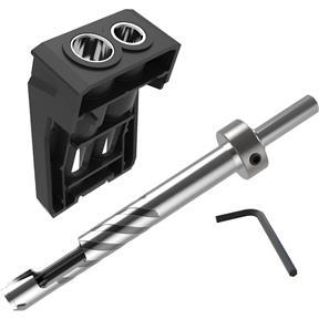 Kreg Custom Plug Cutter Drill Guide Kit 740