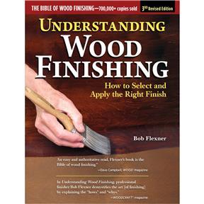 Understanding Wood Finishing - Book