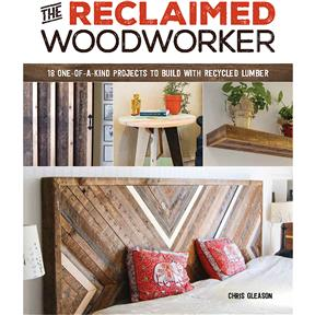The Reclaimed Woodworker - Book