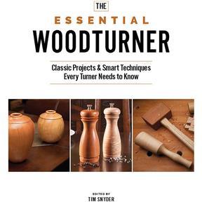 The Essential Woodturner - Book