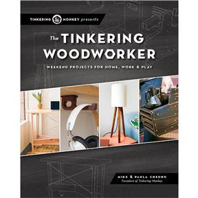 The Tinkering Woodworker - Book