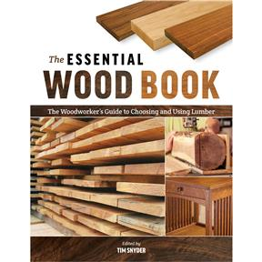 The Essential Wood Book, 2nd Edition - Book