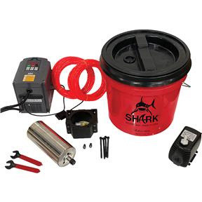 CNC Shark HD5 Series 2 HP Spindle Kit