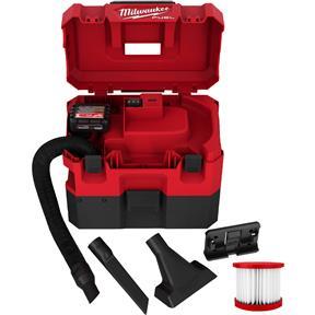 M12 Fuel 1.6 Gallon Wet/Dry Vacuum Kit