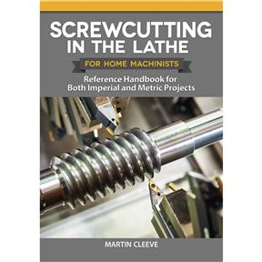 Screwcutting in the Lathe - Book