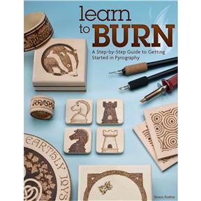 Learn to Burn - Book