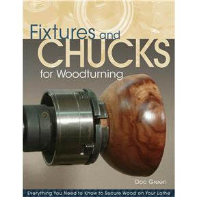 Fixtures and Chucks for Woodturning - Book