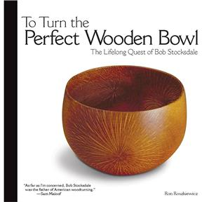 To Turn the Perfect Wooden Bowl - Book