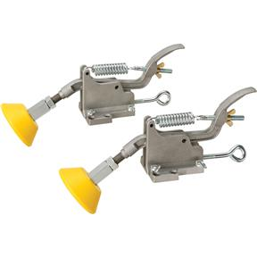 Anti-Kickback Hold-Down Devices For Table Saws - Yellow