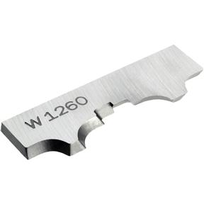 Rosette Knife for W1250 Cutterhead - 2-1/2""