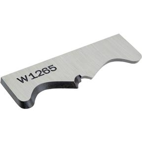 Rosette Knife for W1250 Cutterhead - 2-9/16""