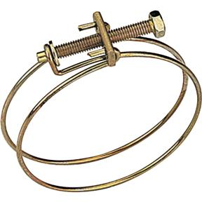 "2"" Wire Hose Clamp"